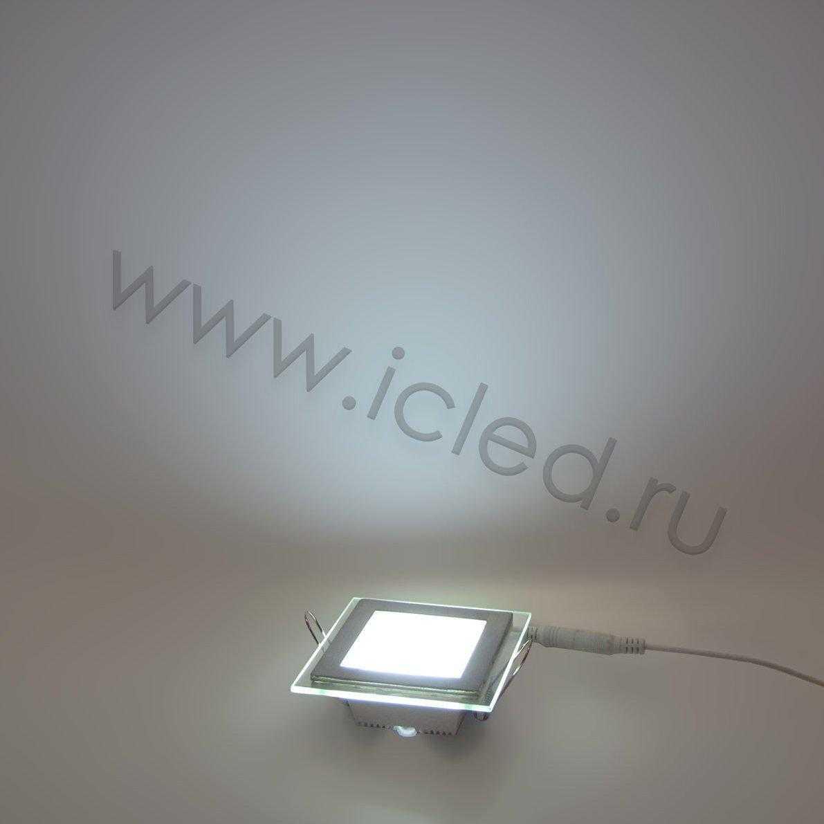 Светодиодный светильник потолочный IC-SS L100 (6W, White)