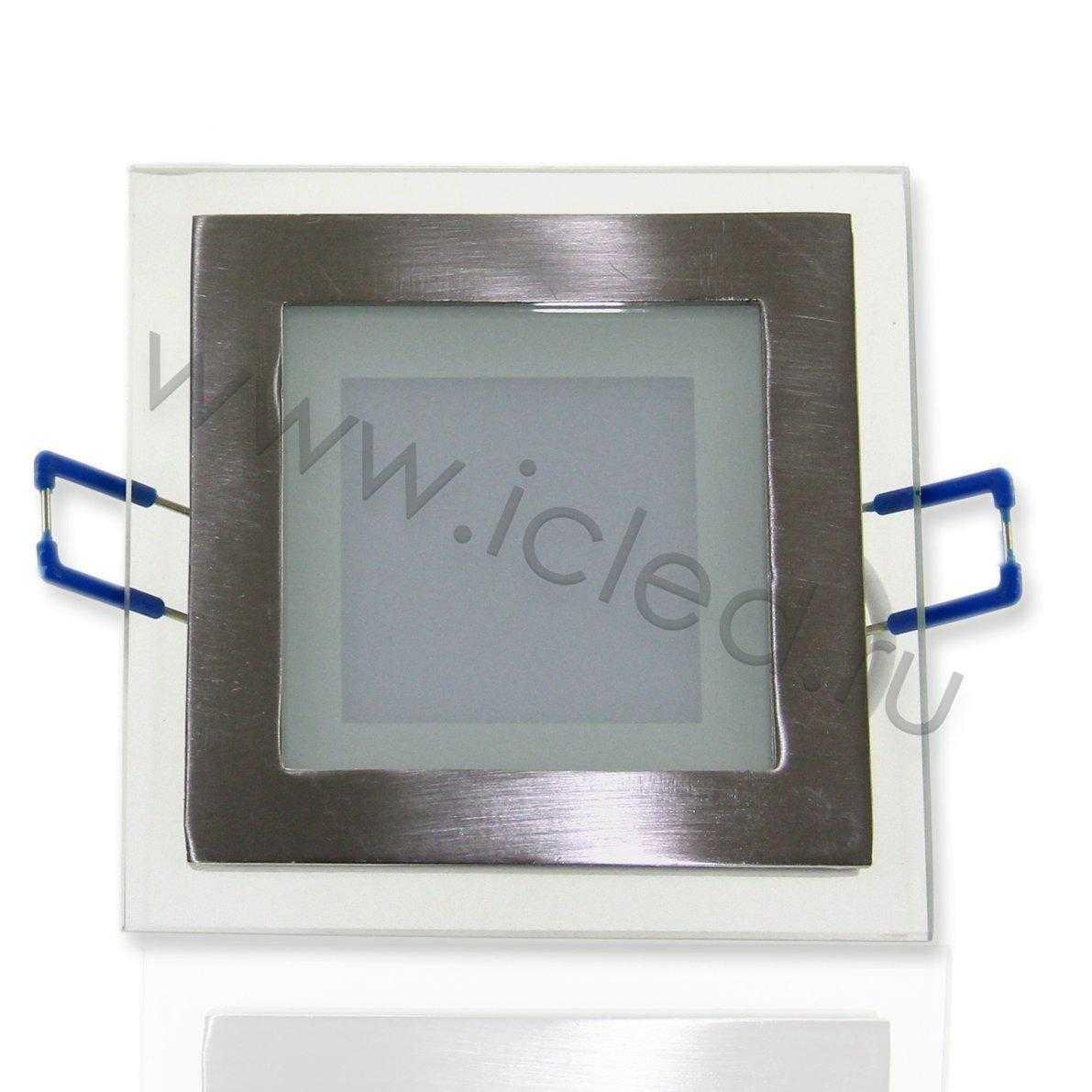 Светодиодный светильник потолочный IC-SS L100 (6W, Warm White)