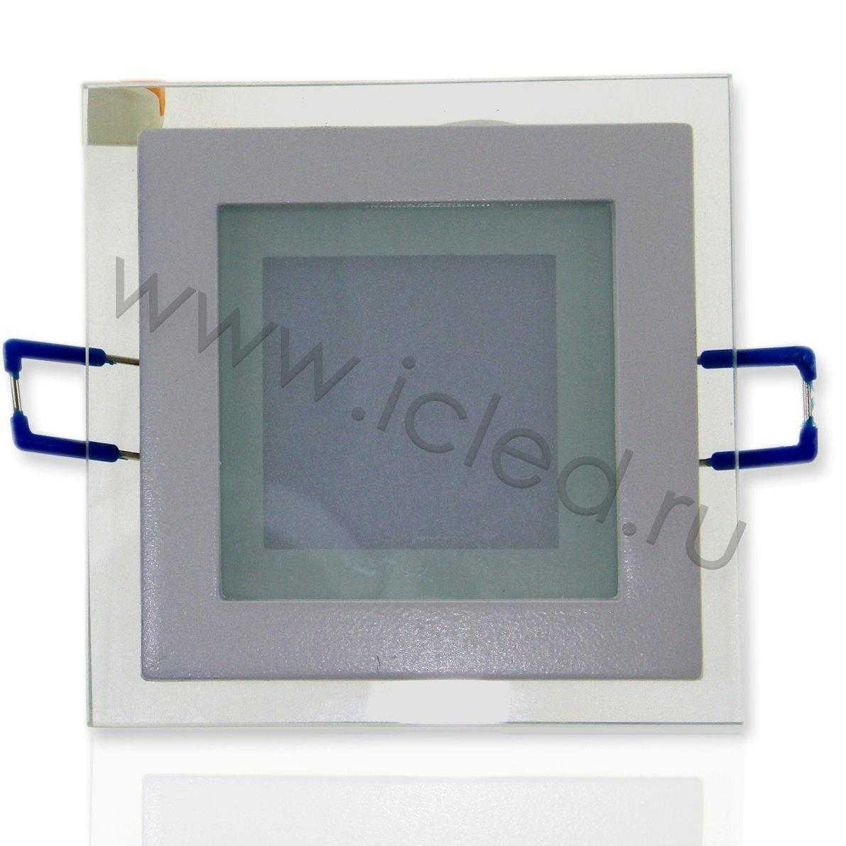 Светодиодный светильник потолочный IC-SW L160 (12W, White)