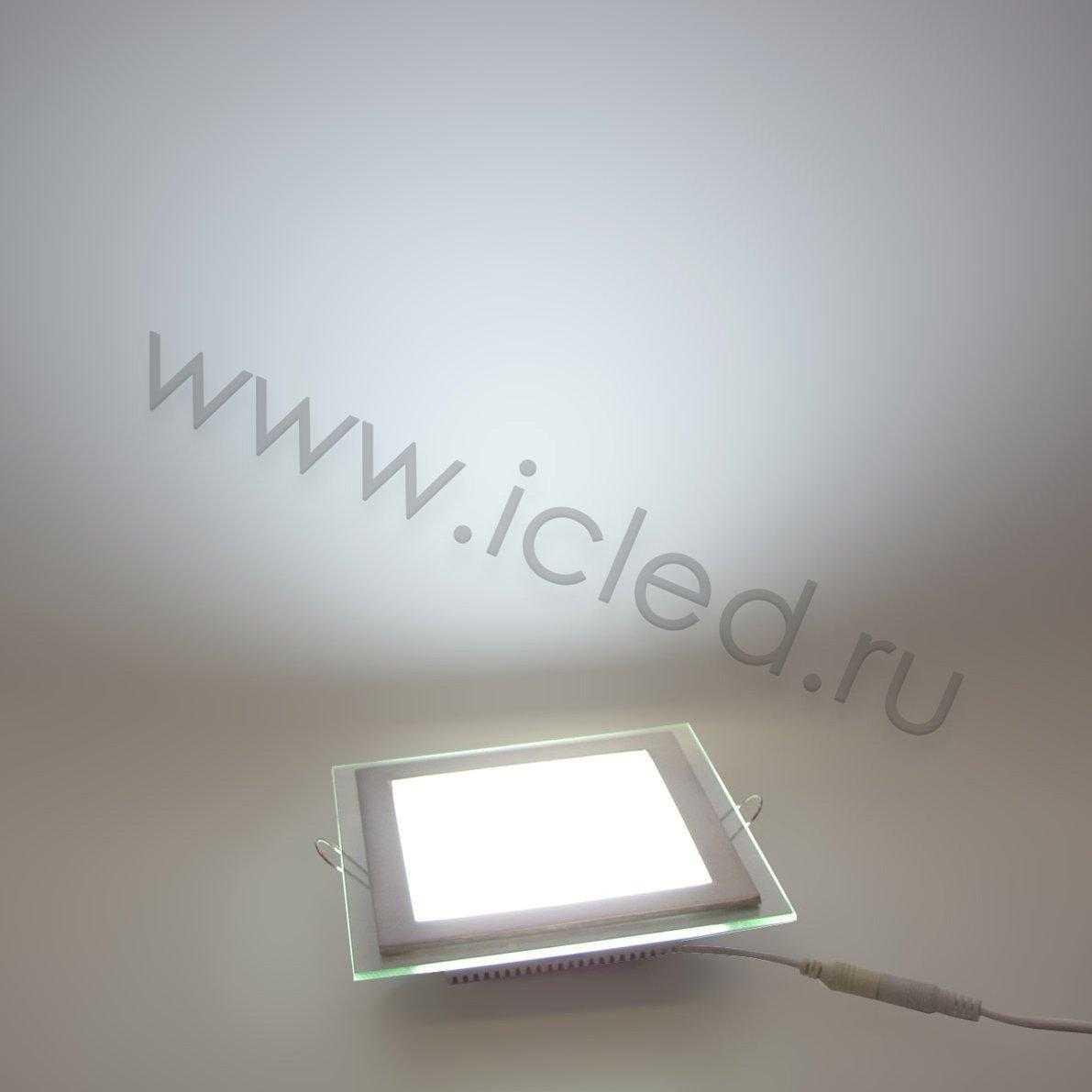 Светодиодный светильник потолочный IC-SS L160 (12W, White)