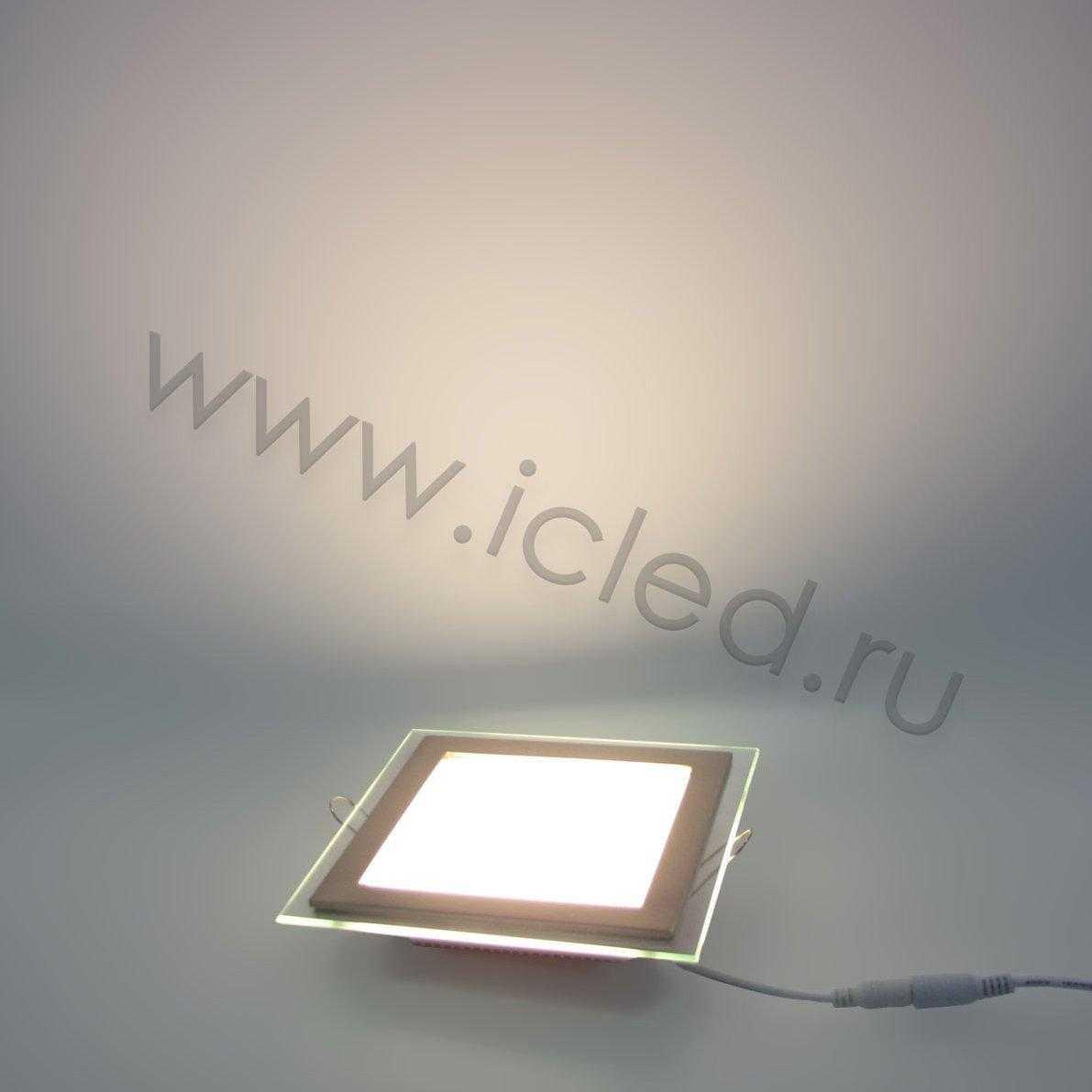 Светодиодный светильник потолочный IC-SS L160 (12W, Warm White)