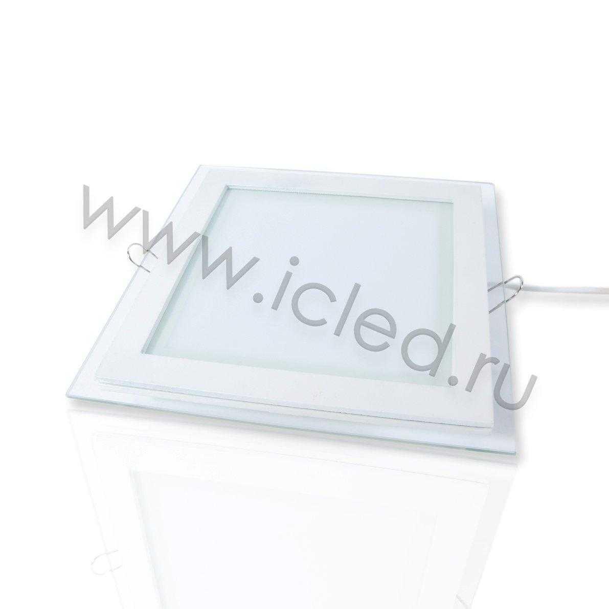 Светодиодный светильник потолочный IC-SW L200 (15W, Warm White)