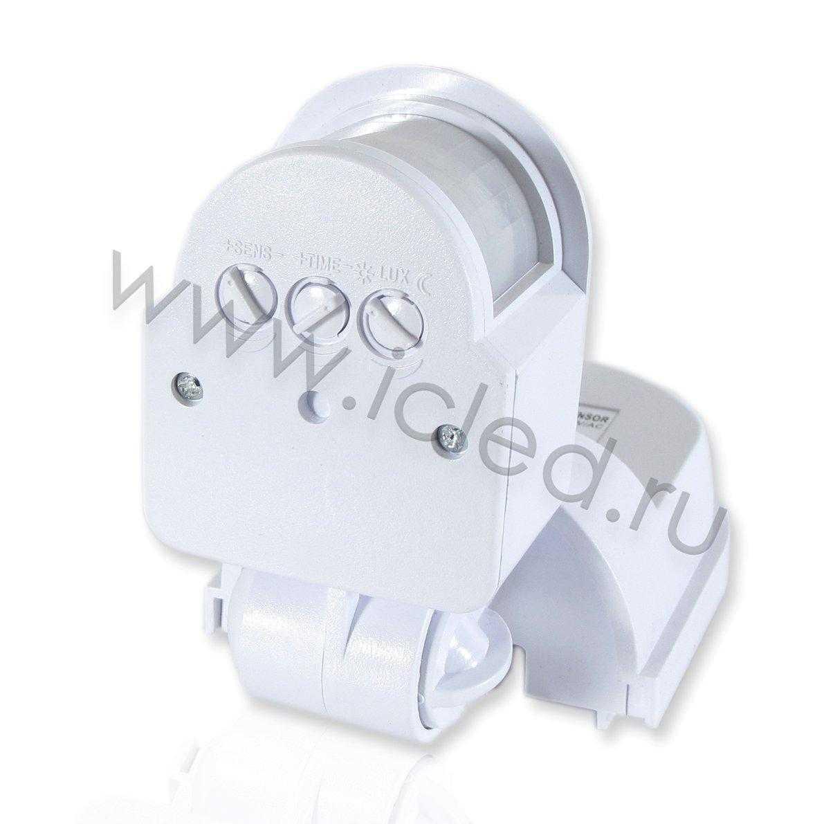 Датчик движения LX 03C White