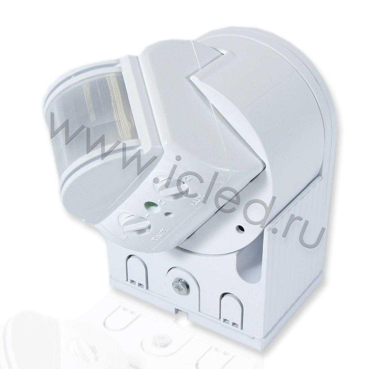 Датчик движения LX 118B White