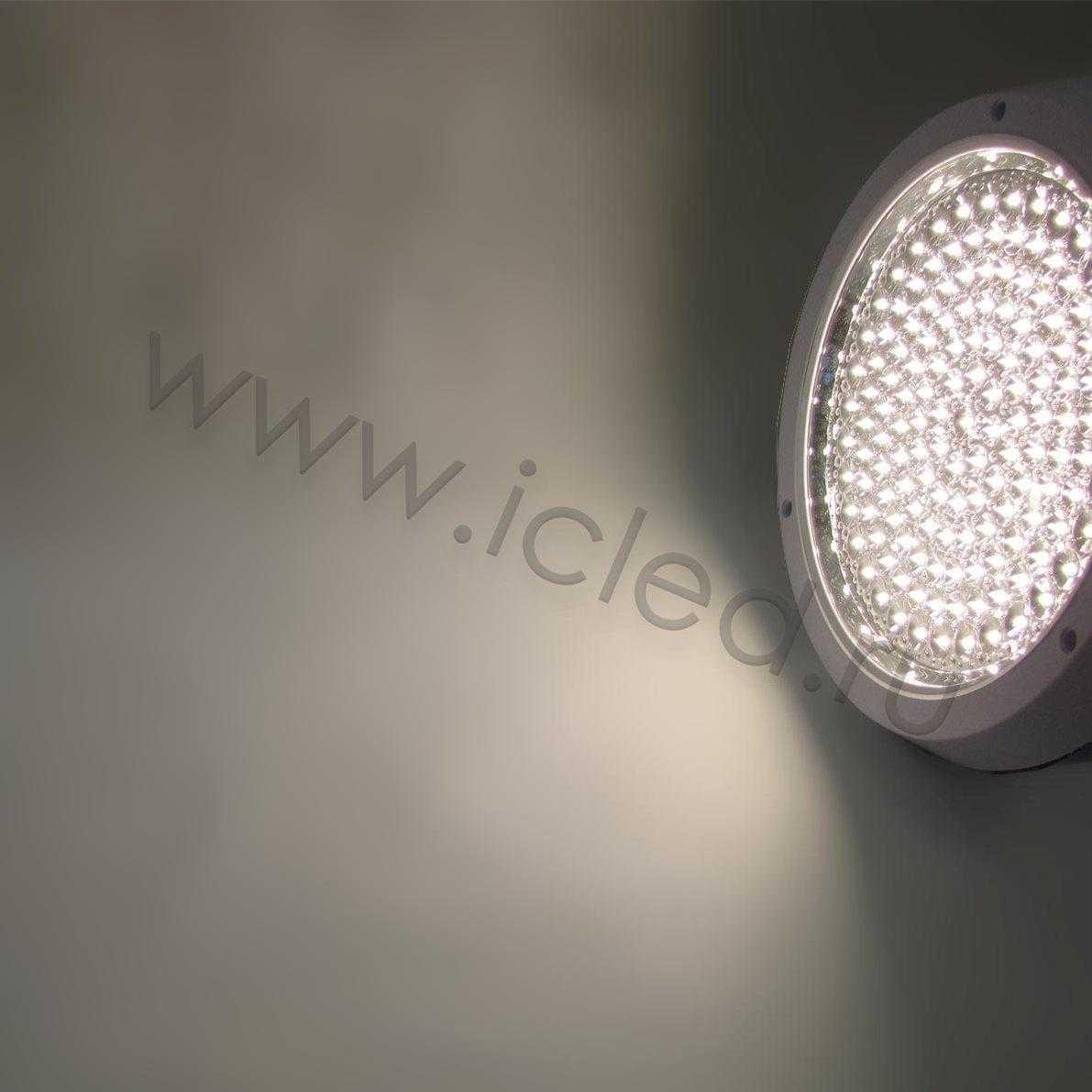 Накладной светодиодный светильник RW (12W, Warm White)