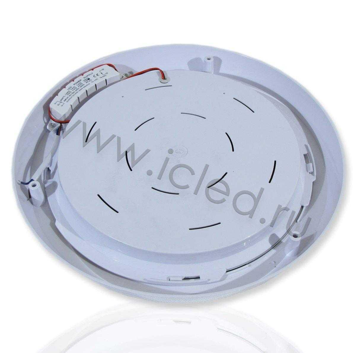 Накладной светодиодный светильник RW (12W, White)