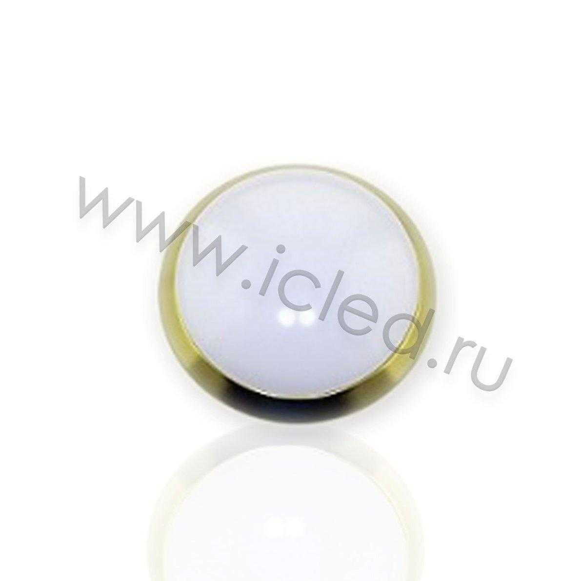 Накладной светодиодный светильник RBr (19W, White)