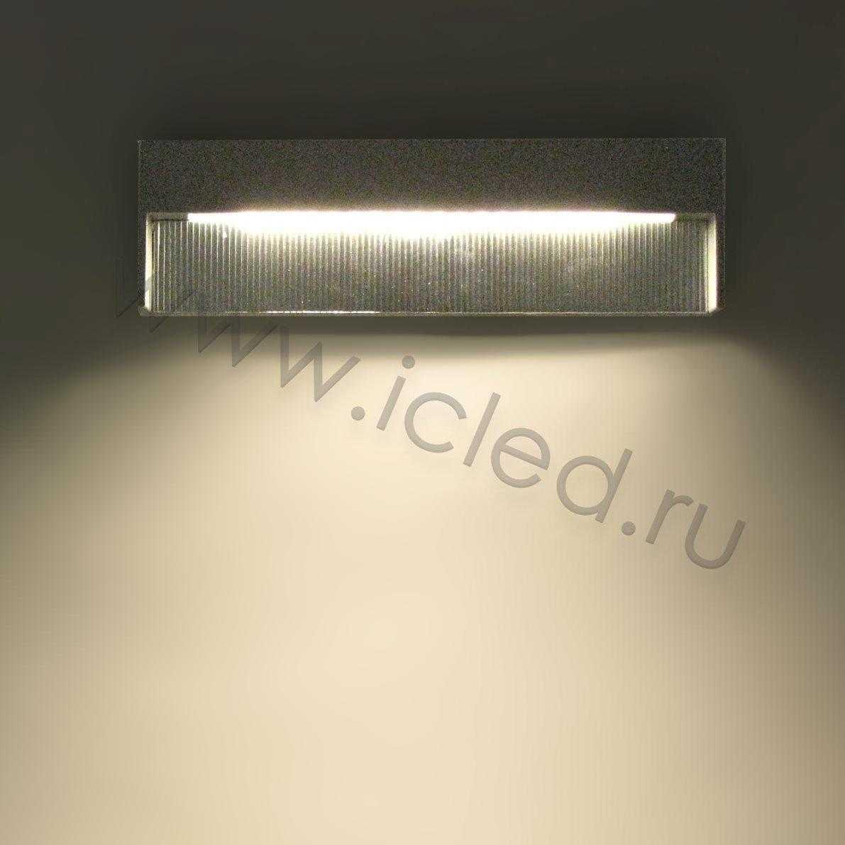 Светодиодный светильник UCR7830 DG, Warm White