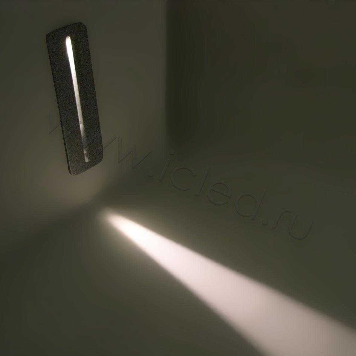 Светодиодный светильник UCR9200A MS, Warm White