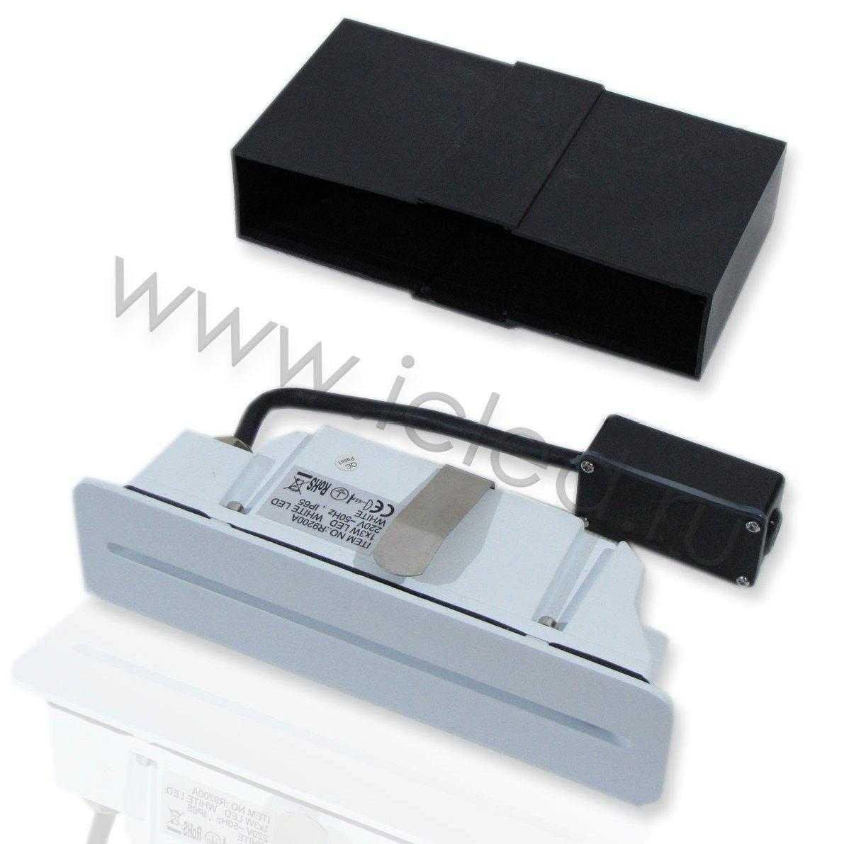 Светодиодный светильник UCR9200A W, Warm White