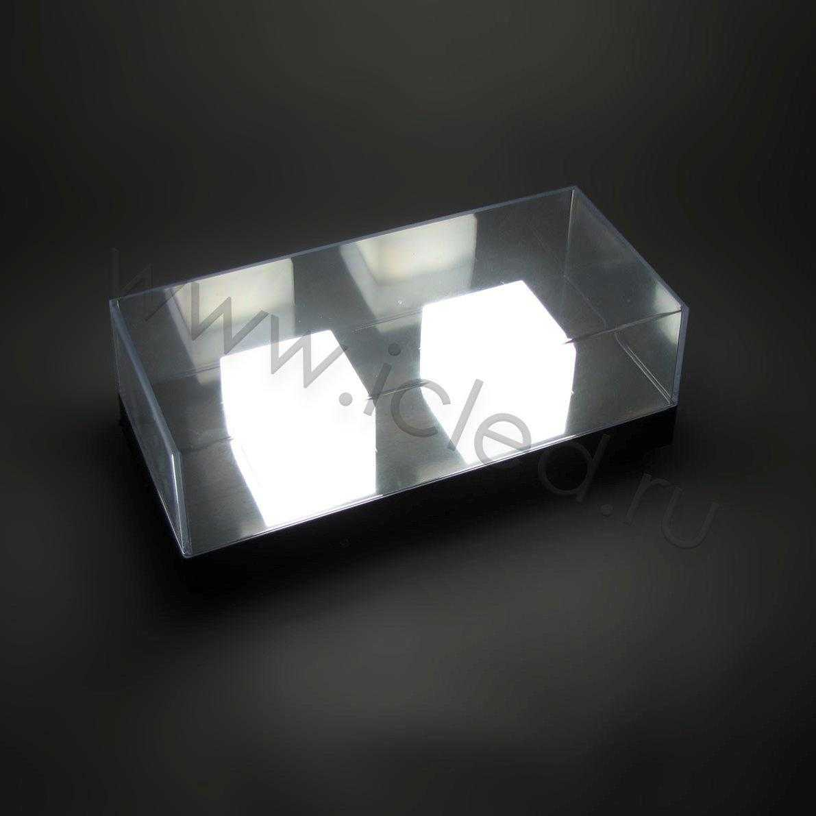 Светодиодный светильник UCR3100 DG, White