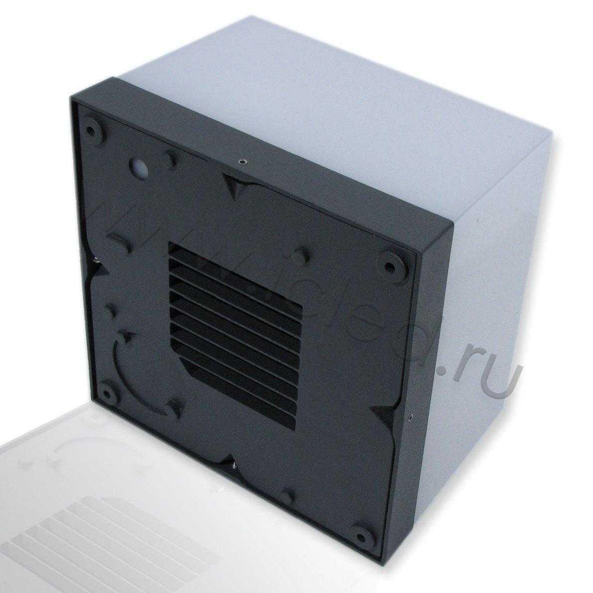 Светильник UCR3000L DG, 2XE27 CFL