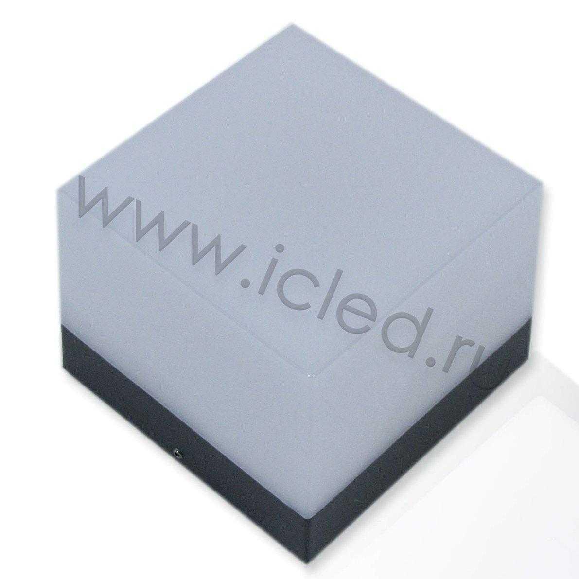 Светильник UCR3000L DG, GX53 CFL