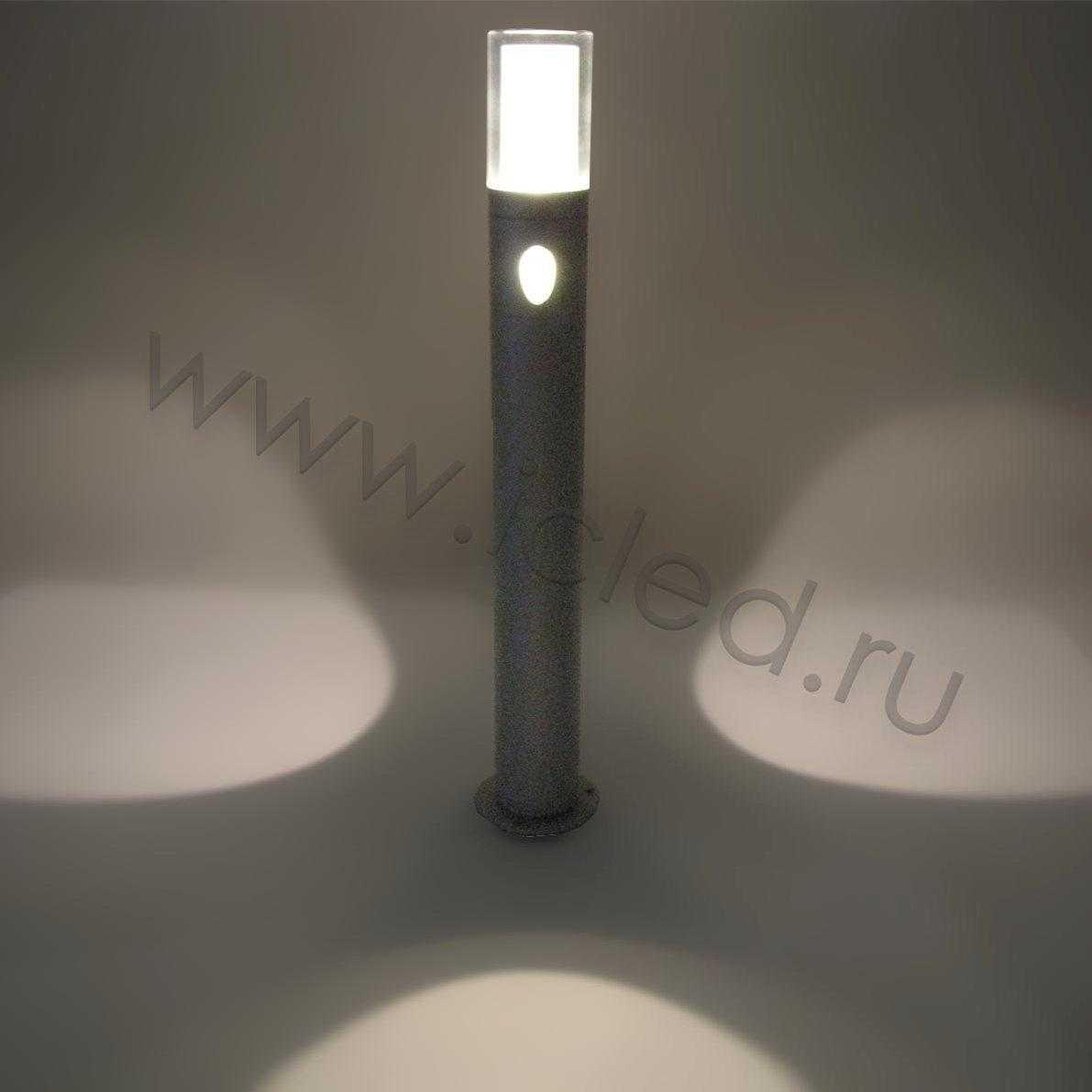 Светодиодный светильник столбик UCR7802D-500 BRA, Warm White