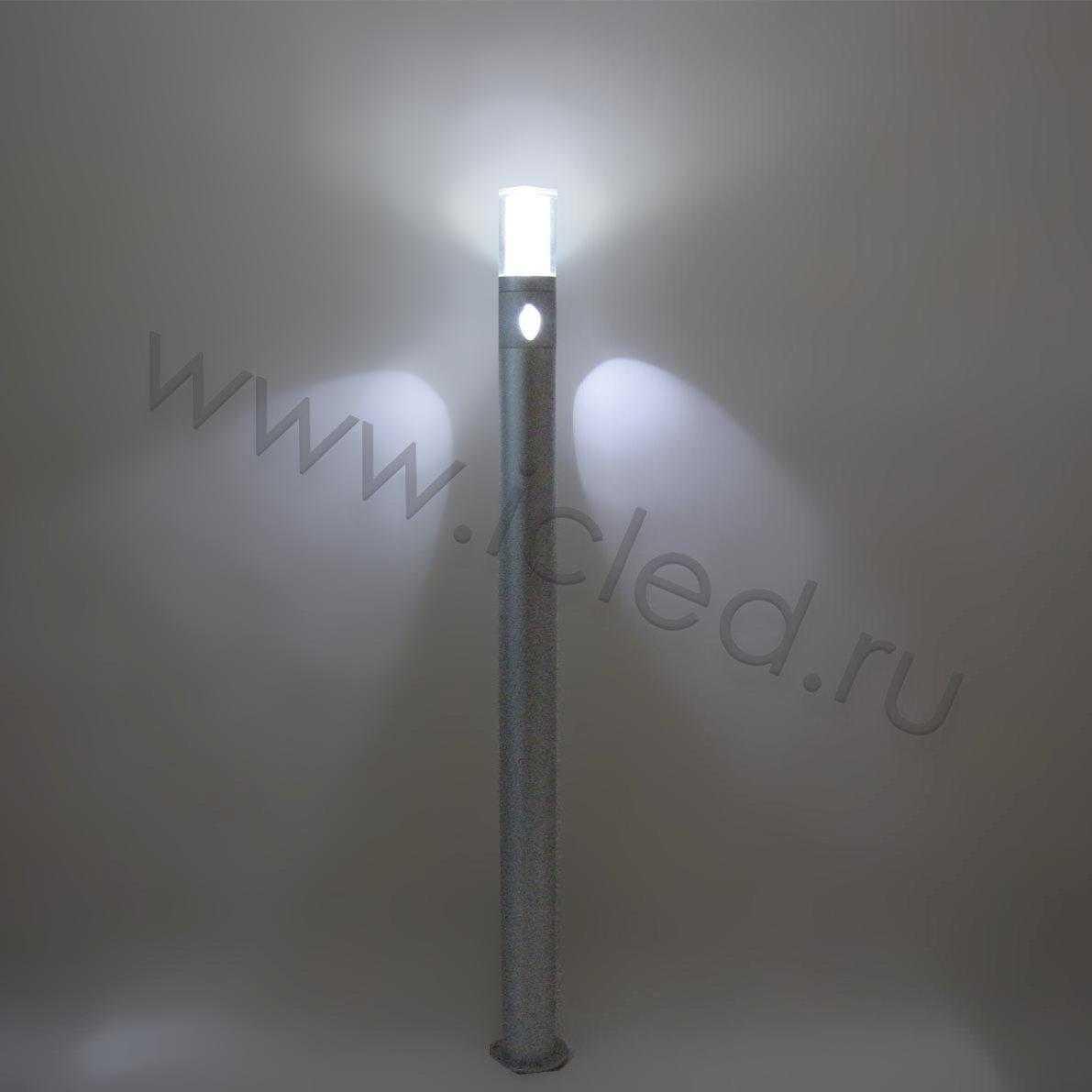 Светодиодный светильник столбик UCR7802D-1000 TA, White
