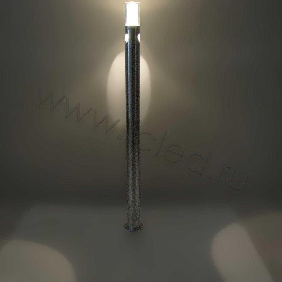 Светодиодный светильник столбик UCR7802D-1000 BRA, Warm White