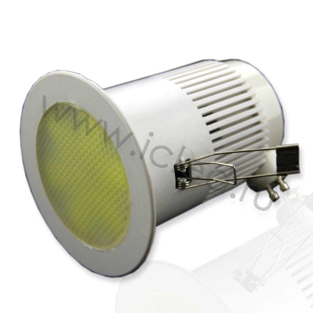 Светодиодный светильник потолочный MT (8W, Dimm Warm White)