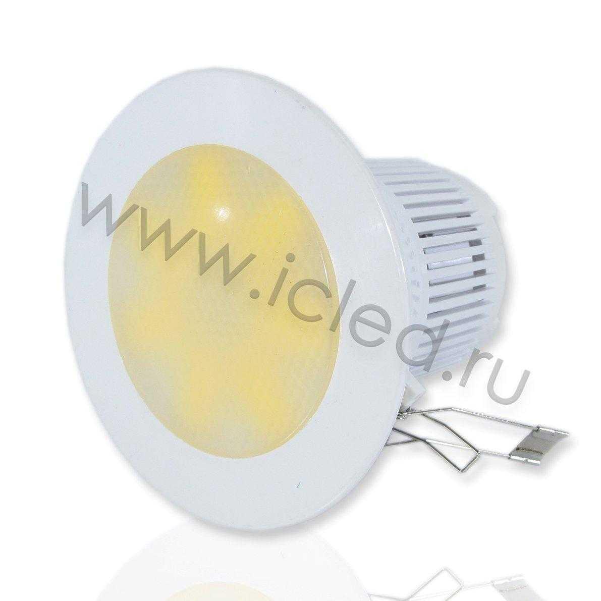 Светодиодный светильник потолочный MT-R (10W, Dimm Warm White)