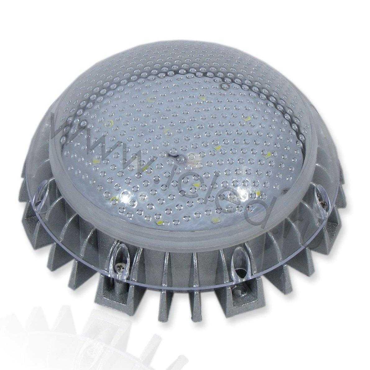 Светильник ЖКХ PL-SIL (8W, White)
