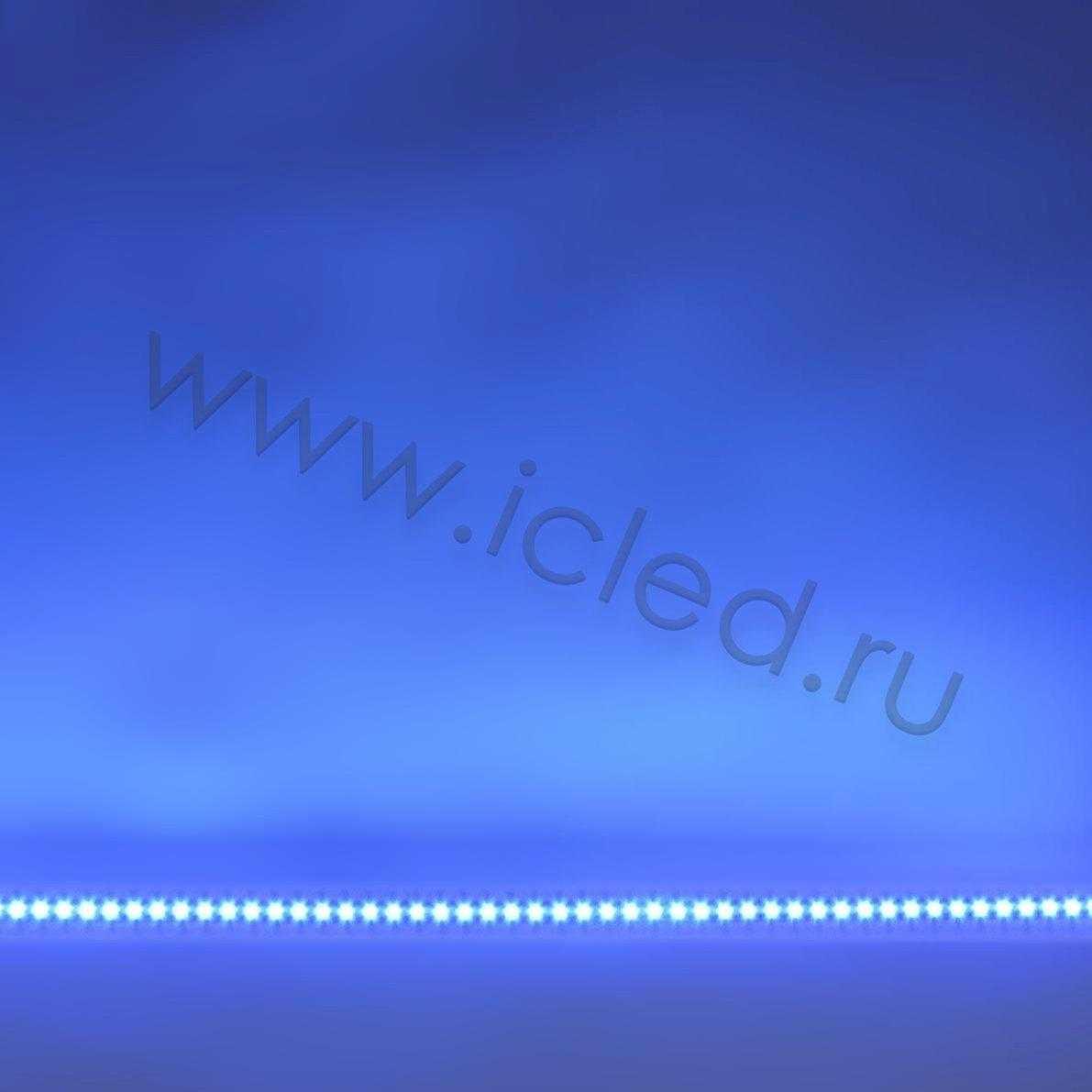 Светодиодная линейка 5630, 72 Led, Blue