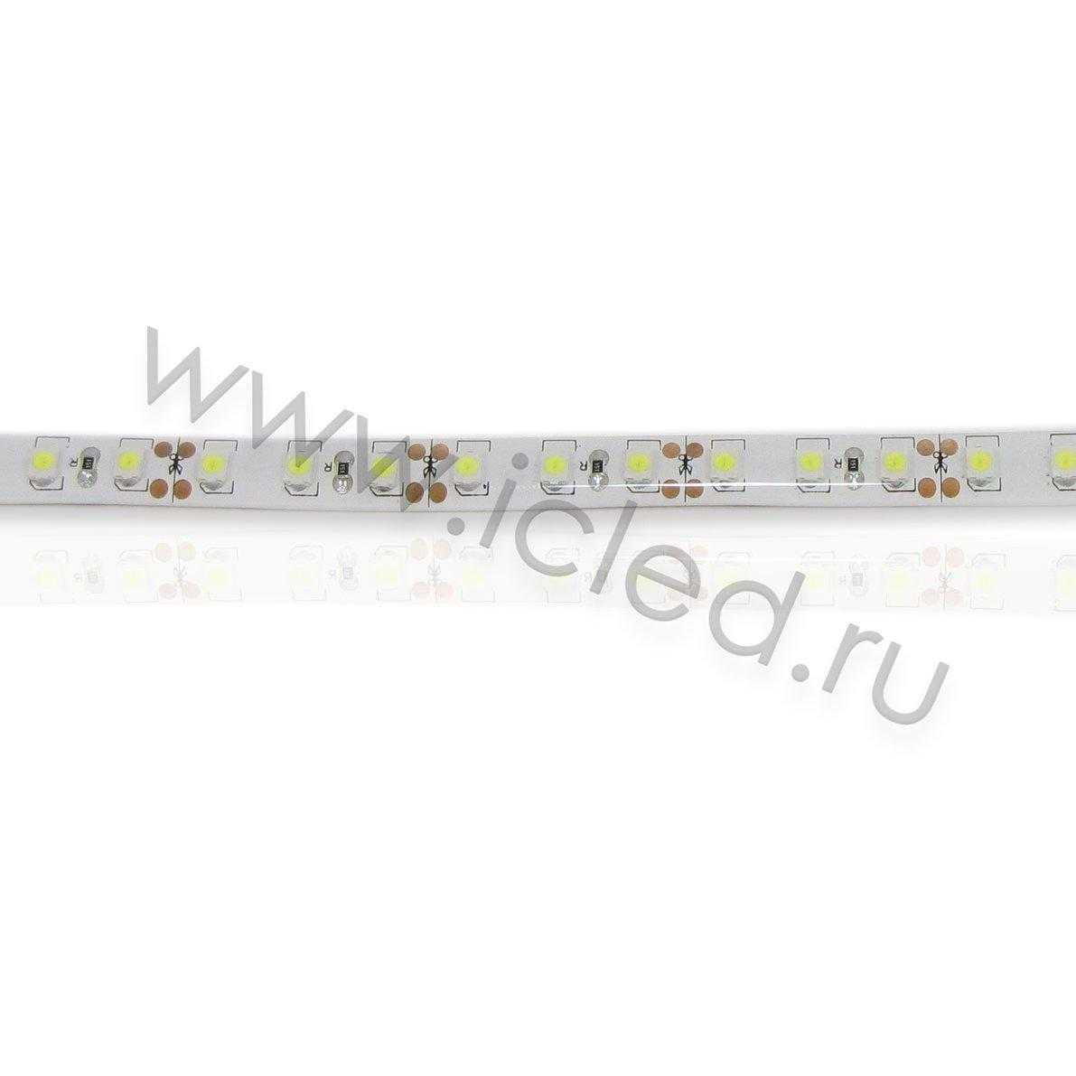 Светодиодная лента Econom class, 3528, 120led/m, White, 12V, IP65