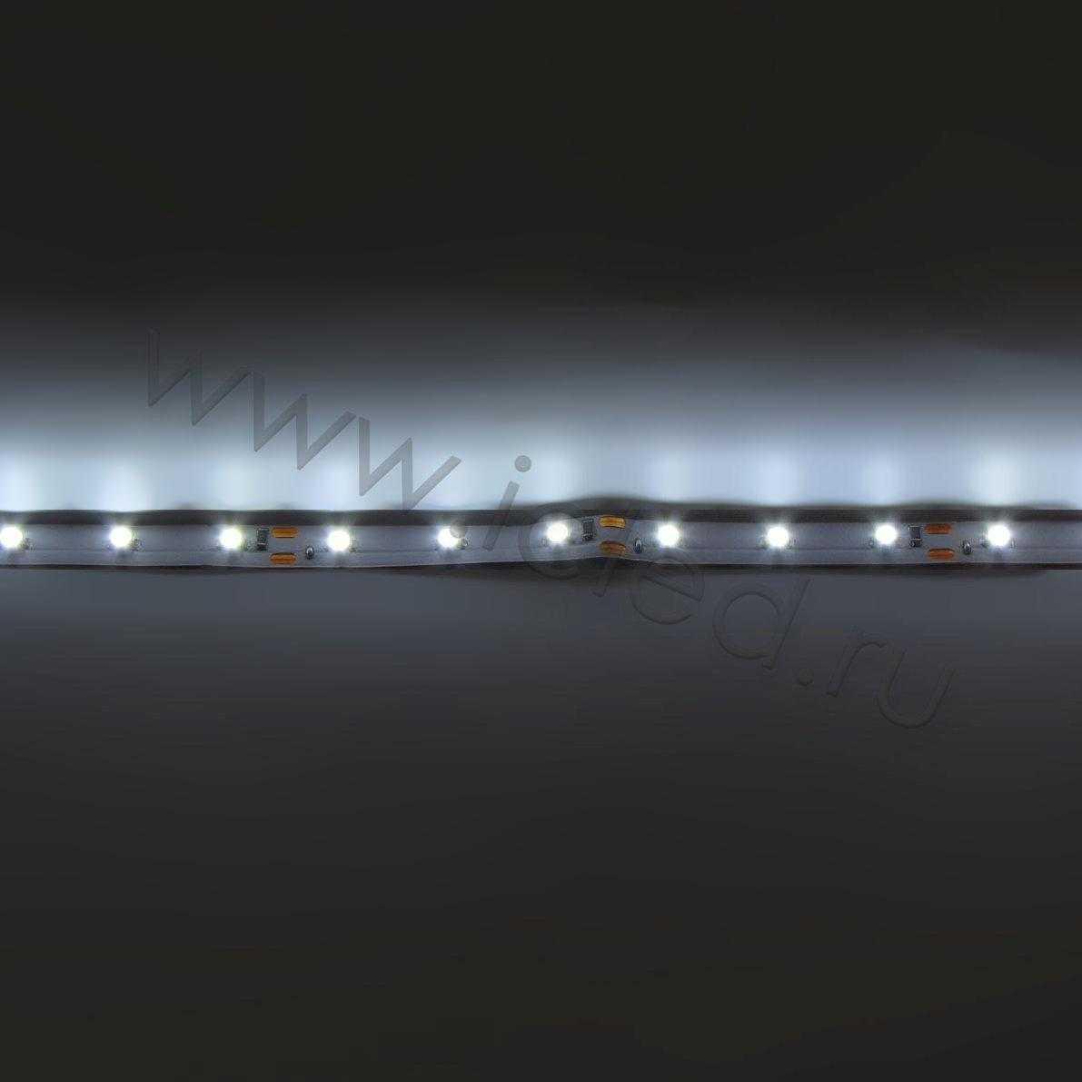 Светодиодная лента Econom class, 3528, 60led/m, White, 12V, IP33