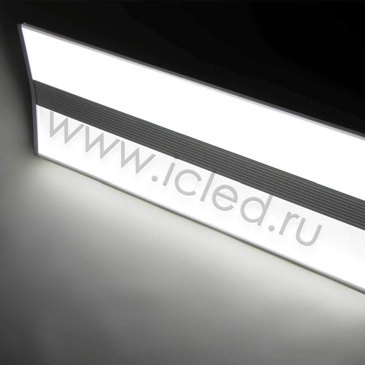 Светодиодный светильник Angle wings DIAMOND (43W, Day White)