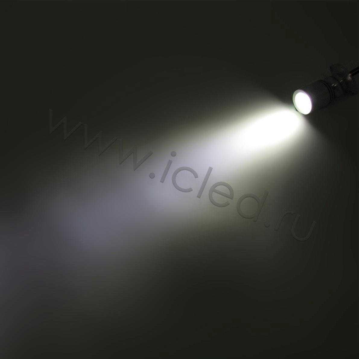 Светильник для подсветки витрин 1W 220V 5000K