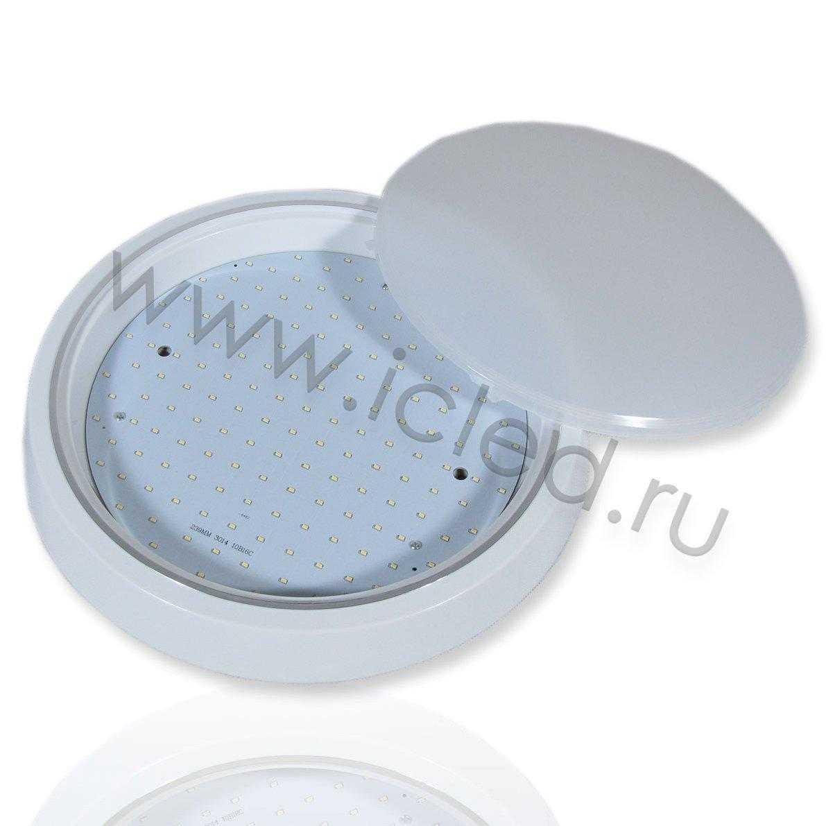Светодиодный светильник MR-RW D310 (16W, Day White)