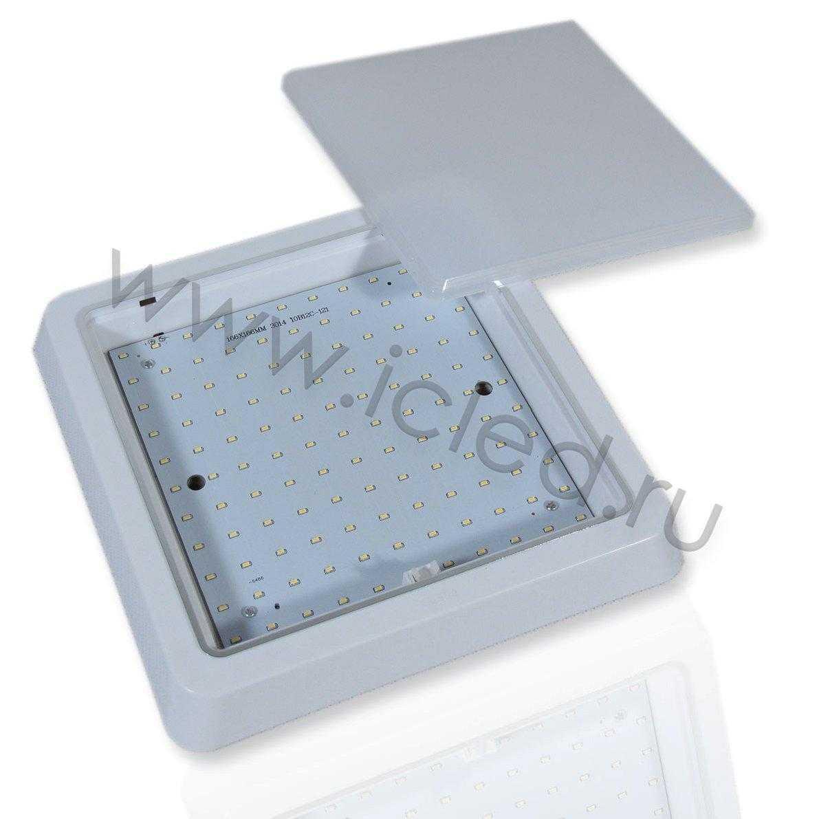 Светодиодный светильник MR-SW L270 (16W, Day White)