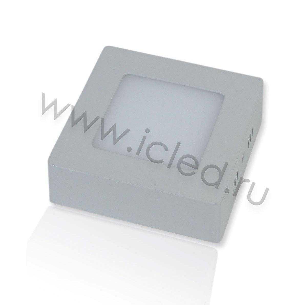 Светодиодный светильник S L110 (6W, White)