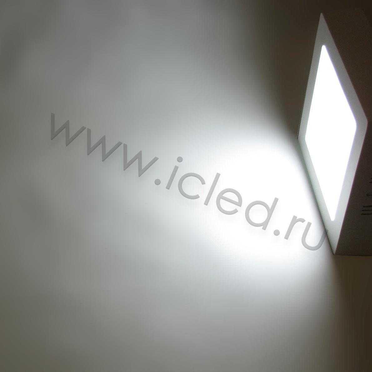 Светодиодный светильник S L170 (12W, White)