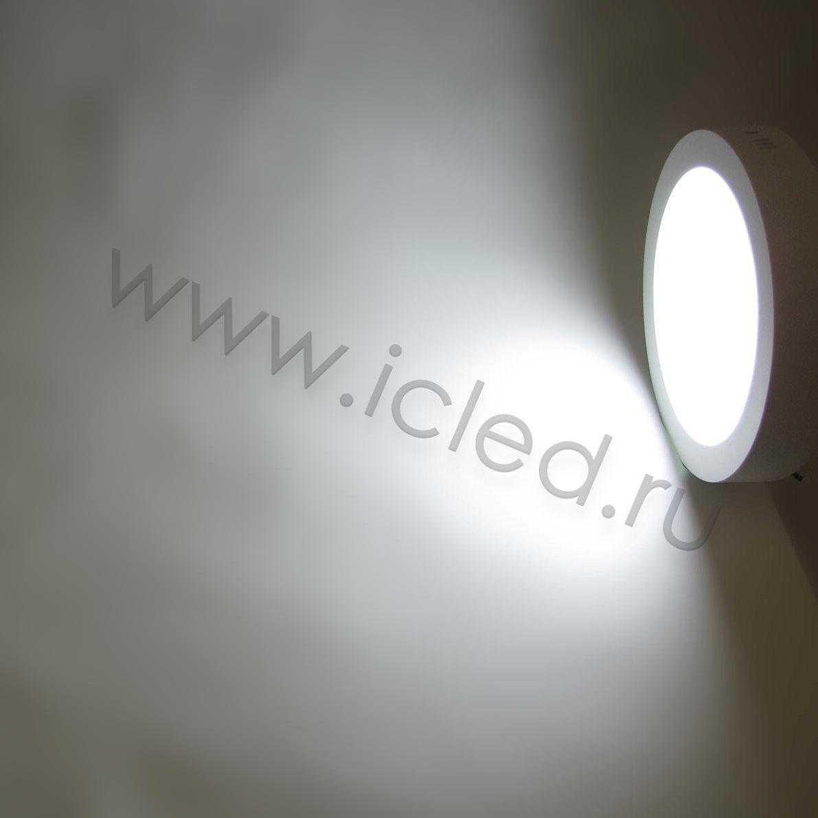 Светодиодный светильник R D230 (18W, White)