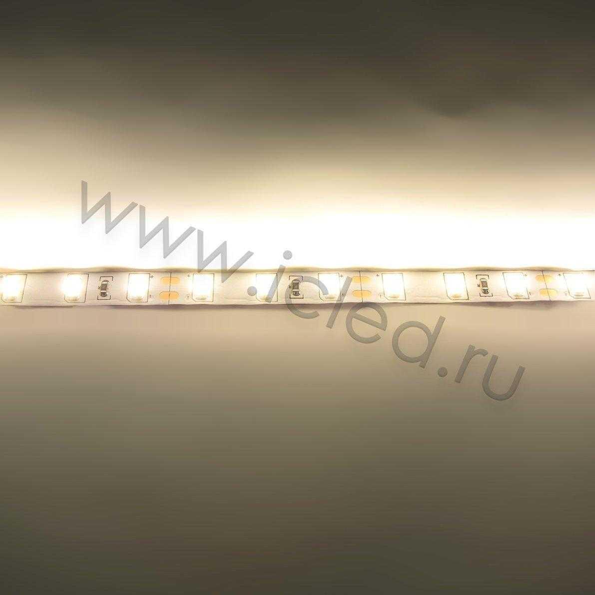 Светодиодная лента Class B, 5630, 60led/m, Warm White, 32Lm,12V, IP33